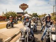 Encontro de motociclistas reverte renda para o Boldrini