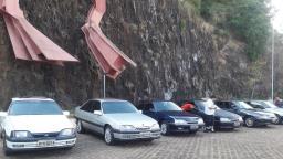Pedreira do Chapadão recebe exposição de veículos clássicos
