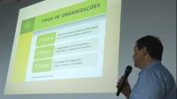 Encontro do Terceiro Setor é realizado pela primeira vez em São Carlos