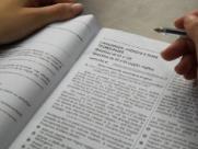 Curso gratuito prepara alunos da rede pública para o Enem