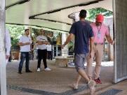 Fecham os portões no segundo dia de prova do Enem em Ribeirão