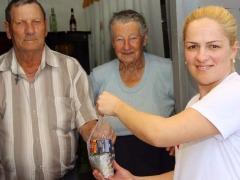 Entrega de remédios a domicílio, em São Carlos (Divulgação / Câmara de São Carlos) - Foto: Divulgação / Câmara de São Carlos