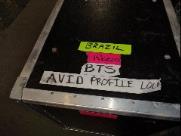 Viracopos recebe equipamentos da banda pop coreana BTS
