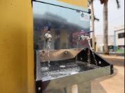 DAAE instala bebedouro na Praça Santa Cruz em Araraquara