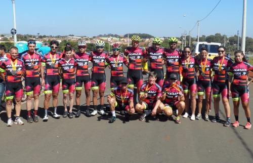 ACidade ON - Araraquara - Equipe de ciclismo Araraquara/Fundesport