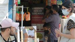 Em um mês, Campinas aplica 261 multas por falta de máscara