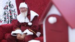 Papai Noel chega ao Dom Pedro no domingo