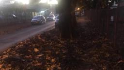 Morador reclama de calçada de escola suja em Ribeirão