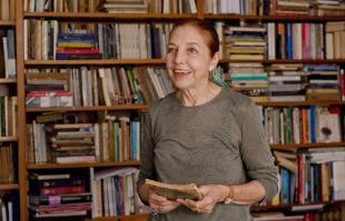 Divulgação - A escritora Marina Colasanti conversa com amantes da literatura no Sesc