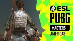 Final da ESL PUBG Masters: Fase 2 das Américas começa nesta sexta-feira