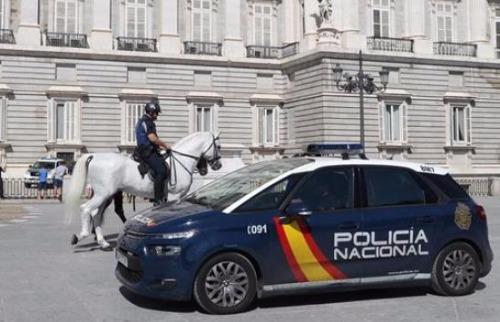 J. J. Guillén/ Agência EFE - Espanha mantém nível 4 de alerta ao terrorismo e reforça segurança em zonas turísticas. Foto: J. J. Guillén/ Agência EFE