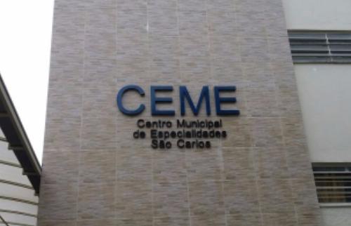 Espera no CEME de São Carlos (Fonte: ACidade ON / São Carlos) - Foto: ACidade ON - São Carlos
