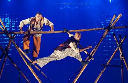 Espetáculo de Circo Simbad, o Navegante é atração no Sesc São Carlos - Foto: ACidade ON - São Carlos