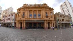 Parklet cultural será instalado na esplanada do Theatro Pedro II