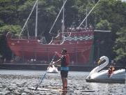 Lagoa do Taquaral terá Stand Up Paddle de graça no sábado