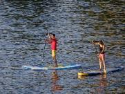 Lagoa do Taquaral terá stand up paddle gratuito no domingo