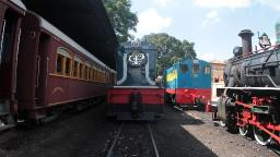 Há 40 anos, Associação faz renascer locomotivas em Campinas
