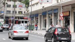 Natal: estacionamento nas ruas da área central é liberado