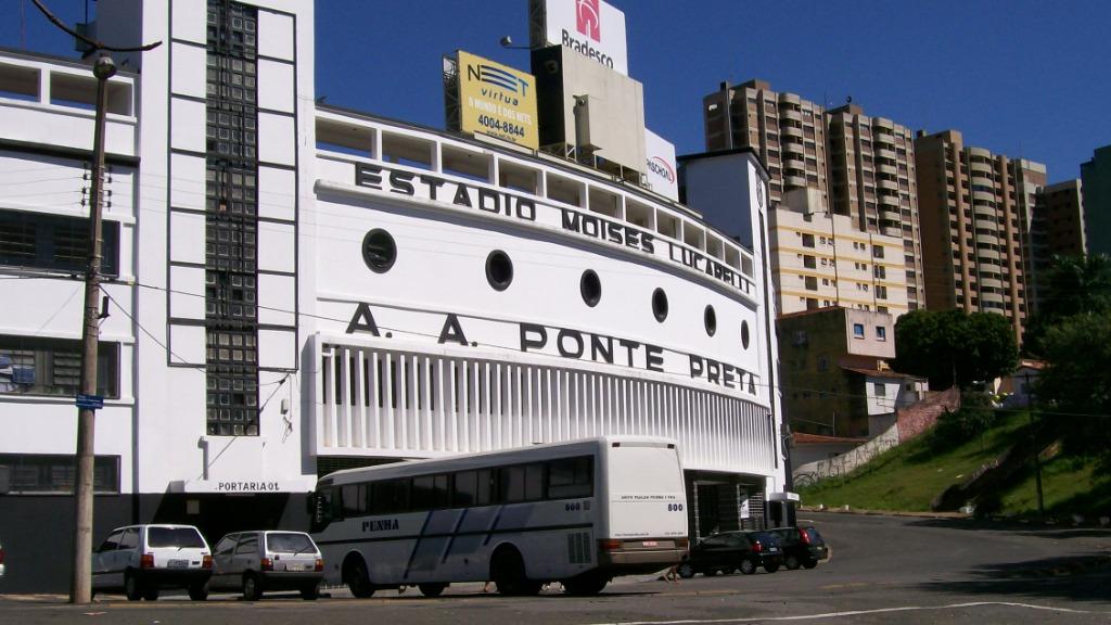 Estádio Moisés Lucarelli, em Campinas (Foto: Divulgação)