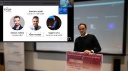 Estudante da UFSCar é premiado em desafio internacional de IA