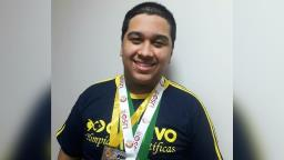 Jovem natural de Ribeirão é medalha de ouro na Olimpíada de Física