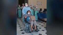 Vitoriosos: recuperados da covid-19 nomeiam cura como renascimento