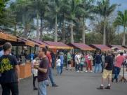 Evento leva cerveja, food trucks e espaço kids a shopping