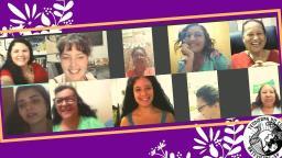"""Cordel """"Justiça Violada"""" reúne mulheres cordelistas do Estado"""
