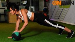 Exercícios de prancha para corredores