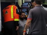 Médico de empresa vizinha da explosão ajuda em socorro