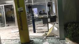 Polícia apura relação de ataques a bancos em Minas e Mococa