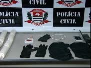 Homem é preso com explosivos dentro de apartamento em Ribeirão Preto