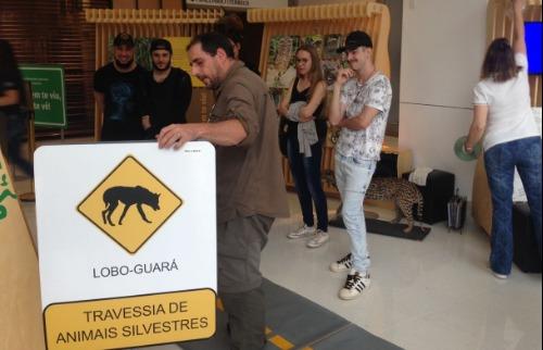 Exposição itinerante em shopping é gratuita - Foto: Divulgação