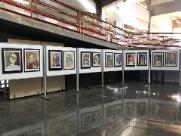 UFSCar recebe exposição de pintura com retratos cotidianos