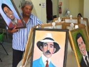 São Carlos recebe exposição de quadros de ícones da história do Brasil