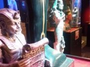 Museu itinerante egípcio chega ao Shopping Jaraguá Araraquara