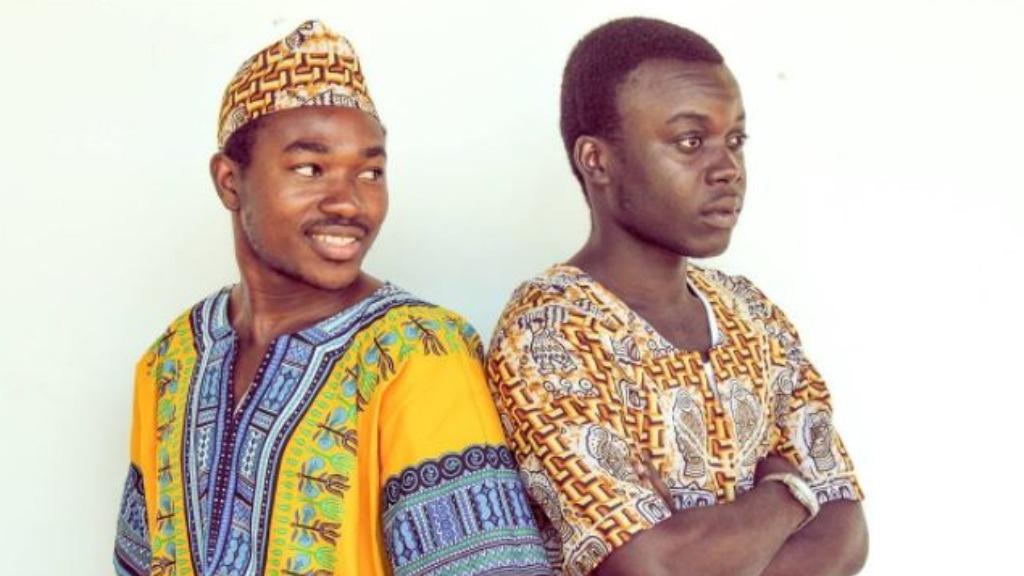 Ayolse Pires dos Santos (São Tomé e Príncipe) e Alain Gauthier (República Democrática do Congo), estudantes da UFSCar. Foto: Divulgação - Foto: ACidade ON - São Carlos