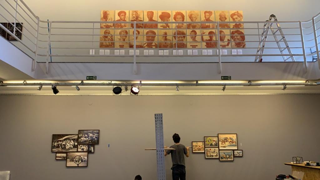 Exposição vai até o dia 18 de abril (Foto: Divulgação) - Foto: (Foto: Divulgação)