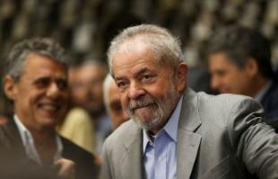 Marcelo Camargo/Agência Brasil - Ex-presidente Luiz Inácio Lula da Silva