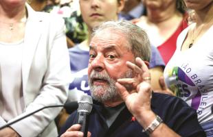 Paulo Pinto/ Fotos Públicas - Ex-presidente Lula