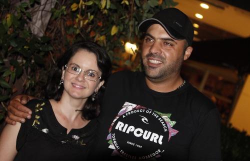 Murilo Corte / ME - Fabiane e Ronaldo Rios (foto: Murilo Corte / ME)