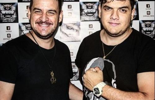 Os catores Fábio e Guilherme morreram em acidente na rodovia Altino Arantes (foto: Reprodução / Facebook) - Foto: Reprodução EPTV