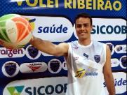 Vôlei Ribeirão anuncia o primeiro reforço para a Taça de Prata