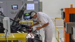 Exportações de automóveis na RMC sobem 176,6% em outubro