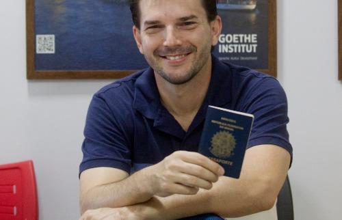 Matheus Urenha / A Cidade - Professor Fabrício Viviani viajou para um curso na Alemanha em janeiro