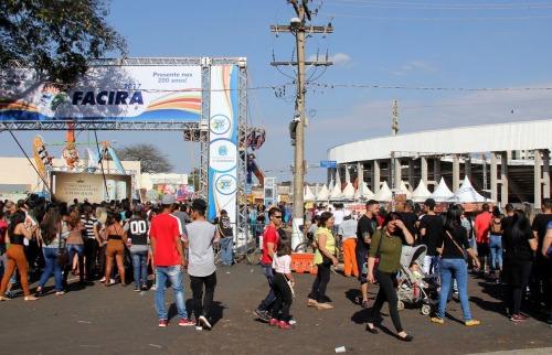 A tradicional Facira começa nesta terça-feira (21) - Foto: ACidade ON - Araraquara