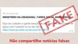 Prefeitura alerta para falso cadastro social em Araraquara