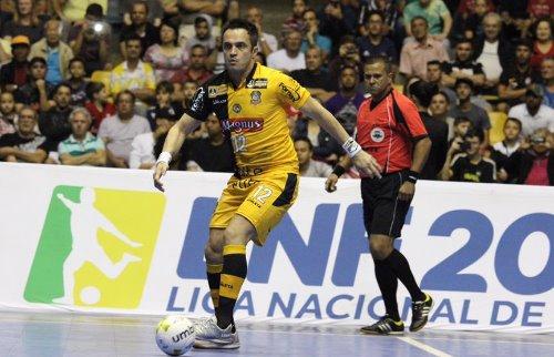 Divulgação - Equipe de Falcão goleou adversário por 9 a 1 (foto: divulgação)