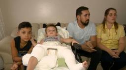 Menino fratura fêmur após cair em creche e pais registram BO