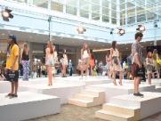 Desfiles, interatividade e bate-papo marcam 1º dia do Fashion For You
